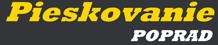 Pieskovanie Poprad Logo